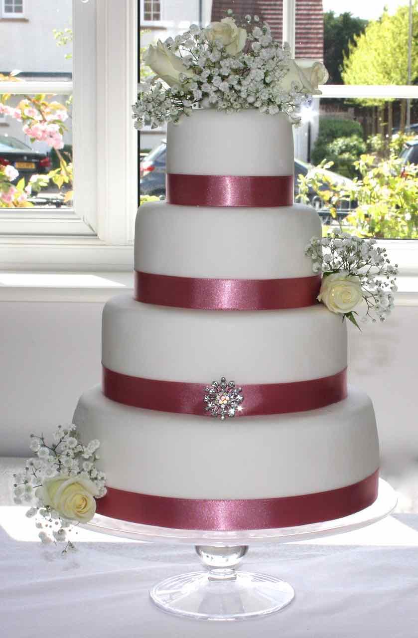 Wedding Cakes, Serendipity Cake Company, Letchworth Hertfordshire