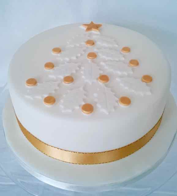 What Is The Portion Of Fruit In A Christmas Cake