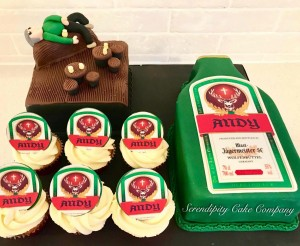 Jagermeister Cake Uk